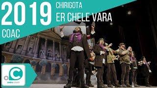 Chirigota, Er Chele vara - Preliminar