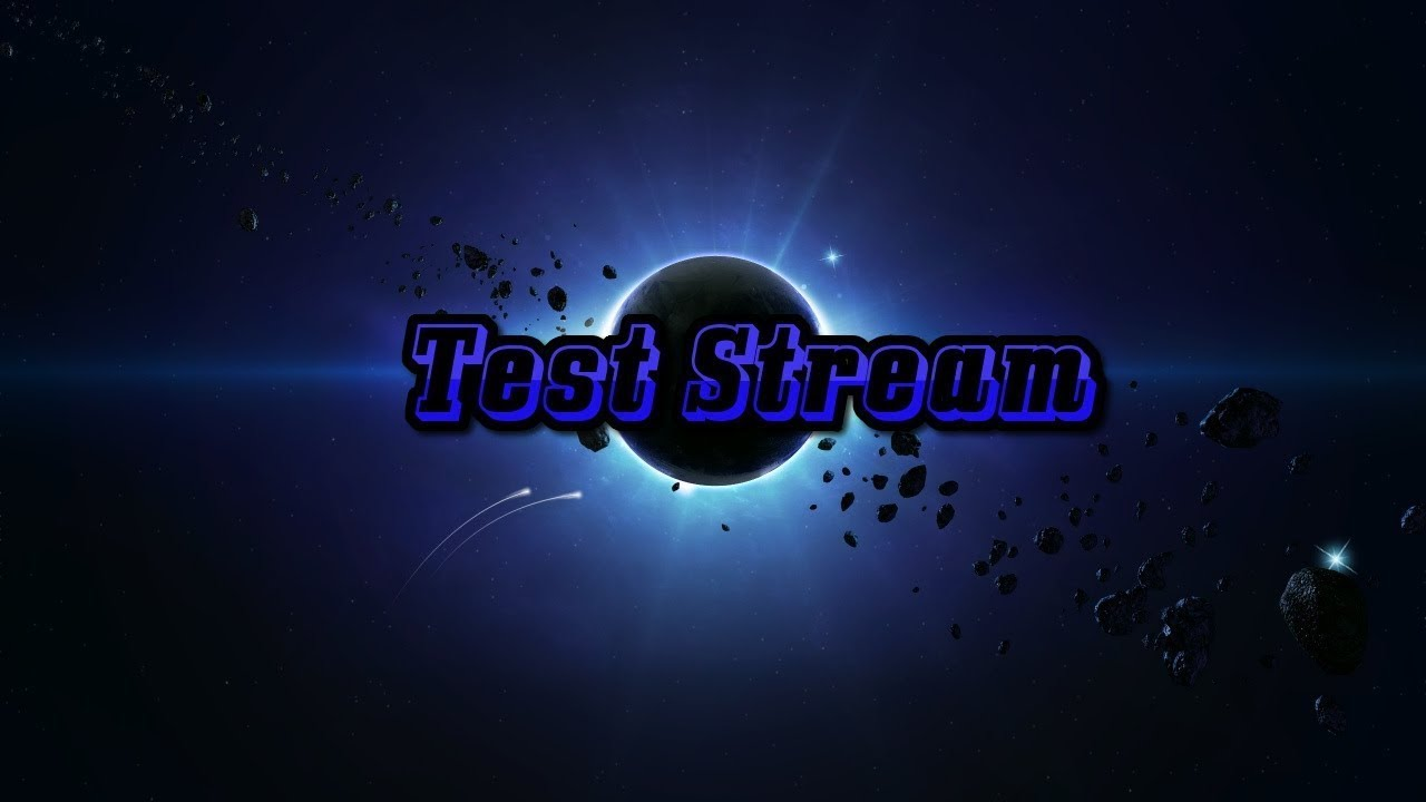 Test Stream - Fixing Dropped Frames Issue Part 2