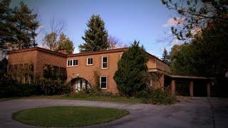 Abandoned Occult Mansion Exploration (Gone Wrong)
