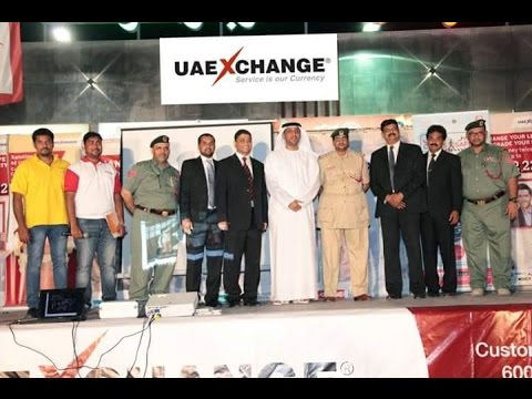 Customer Loyalty Month Celebration by UAE Exchange Center LLC, Sharjah Zone ; (Part 1) 2016.
