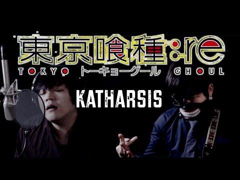 Tokyo Ghoul:re 「katharsis」- Season 2 Op Full Version (Ultimate Metal Cover)