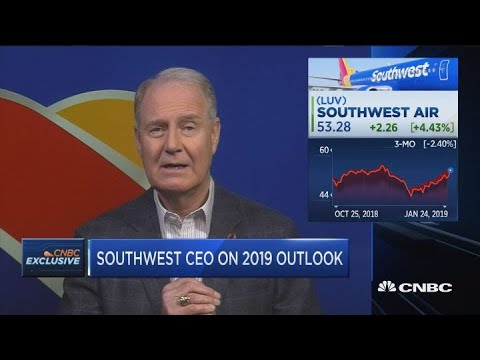 Southwest Airlines CEO: The shutdown could break the system