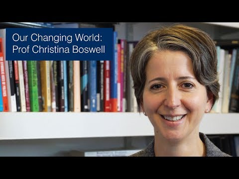 Professor Christina Boswell on Immigration and the crisis of political trust