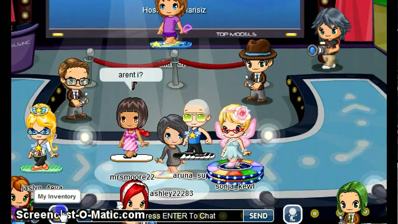 How To Host A Fashion Show On Fantage