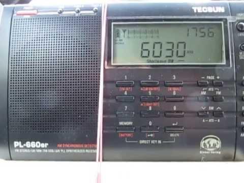 6030 Khz, Radio Oromiya, Ethiopia