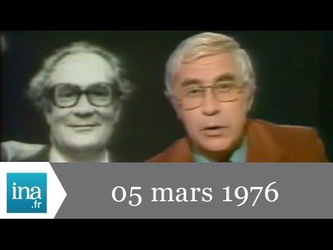 20h Antenne 2 du 05 mars 1976 - Fusillade à Montredon - Archive INA