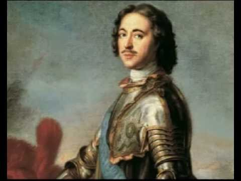 Peter The Great Wife