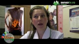 Sindromul dispeptic - www.Sensotv.ro