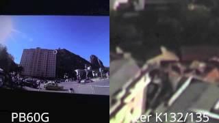 Video Acer K132/K135 vs LG PB60G Led projector test download MP3, 3GP, MP4, WEBM, AVI, FLV Juni 2018