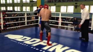 Константин Жерносек Чемпионат Украины WAKO финал