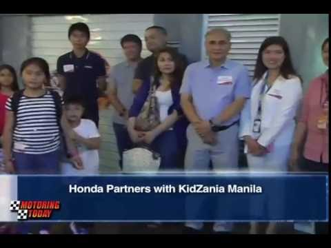 Honda Partners With Kadzania Manila  - Industry News