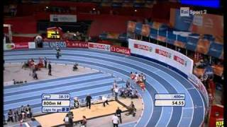 800m men final European Athletics Championships 2011, Paris