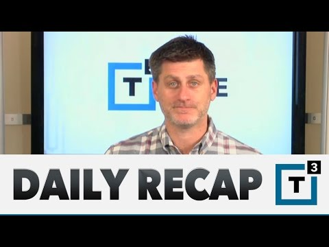Daily Recap: Volatile, Ending On The Upside