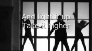 Usher - More (RedOne Jimmy Joker Remix) [HD] Lyrics on Screen