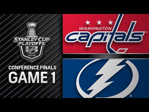 Ovechkin, Capitals beat Lightning in Game 1, 4-2