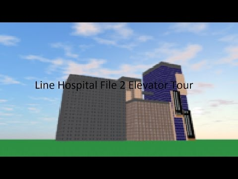 Tour of the Elevators @ Line Hospital File 2