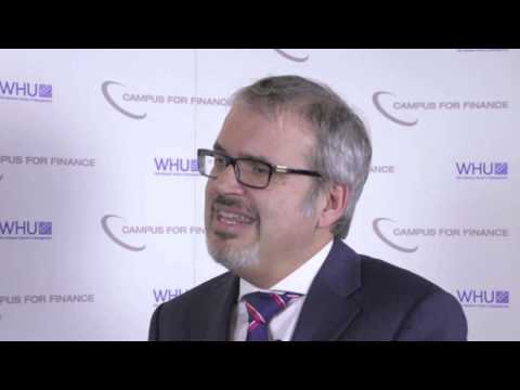 Interview with Prof. Chistoph Kaserer - WHU New Year's Conference 2015