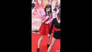 180722 트와이스(TWICE) 사나(Sana) - DANCE THE NIGHT AWAY [스타필드하남팬사인회] 4K 직캠 by 비몽