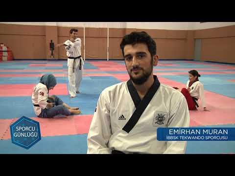 Sporcu Günlüğü | Tekwondo - Emirhan MURAN
