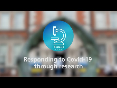Research in Focus: Responding to Covid-19 through research thumbnail