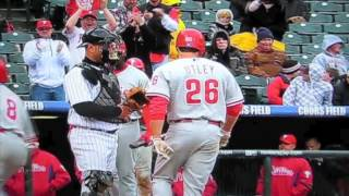 harry kalas final hr call april 12th 2009