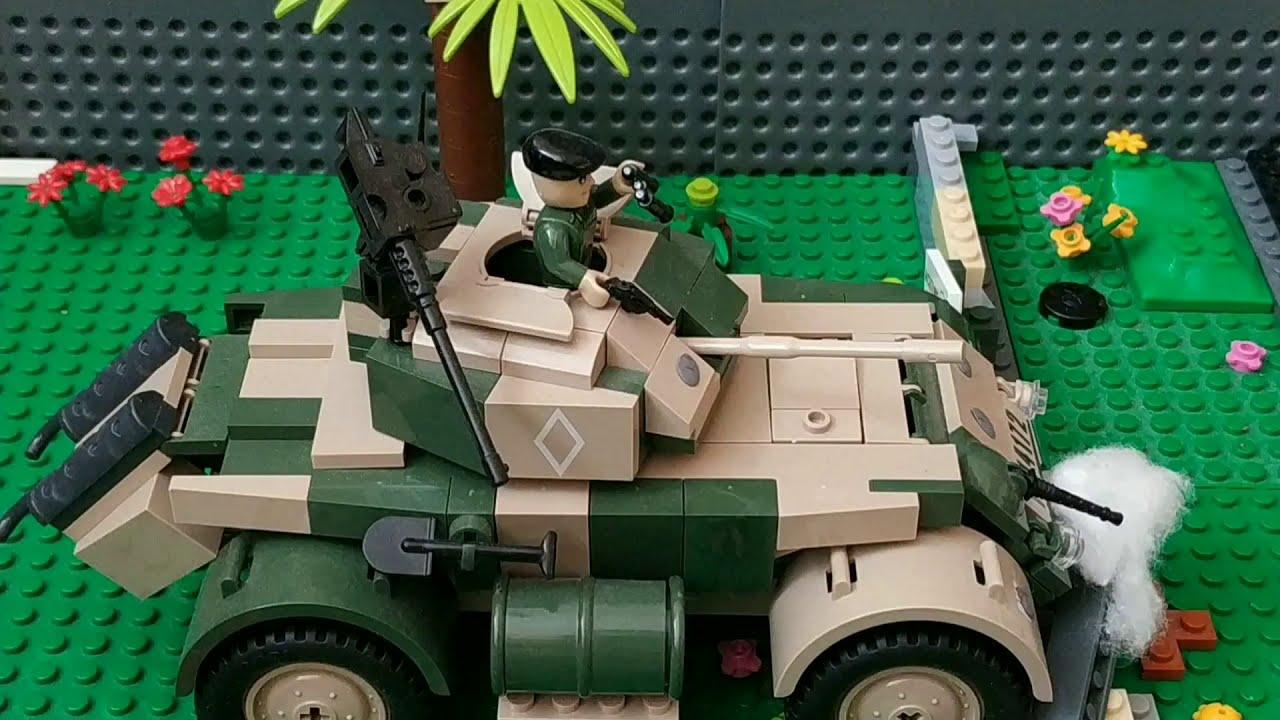 c8f0588f3 Lego bitva 6 - YouTube
