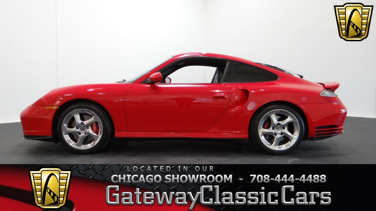 2001 porsche 911 turbo gateway classic cars chicago #883 - youtube