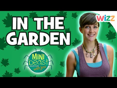 Minibeast Adventure with Jess - Bugs in the Garden   TV Shows for Kids   Wizz