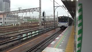 相鉄新7000系 特急横浜行き