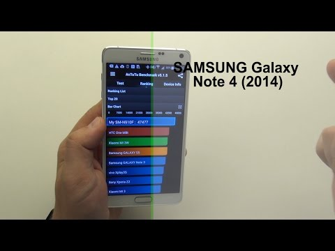 Samsung Galaxy Note 4 2014 (www.buhnici.ro)