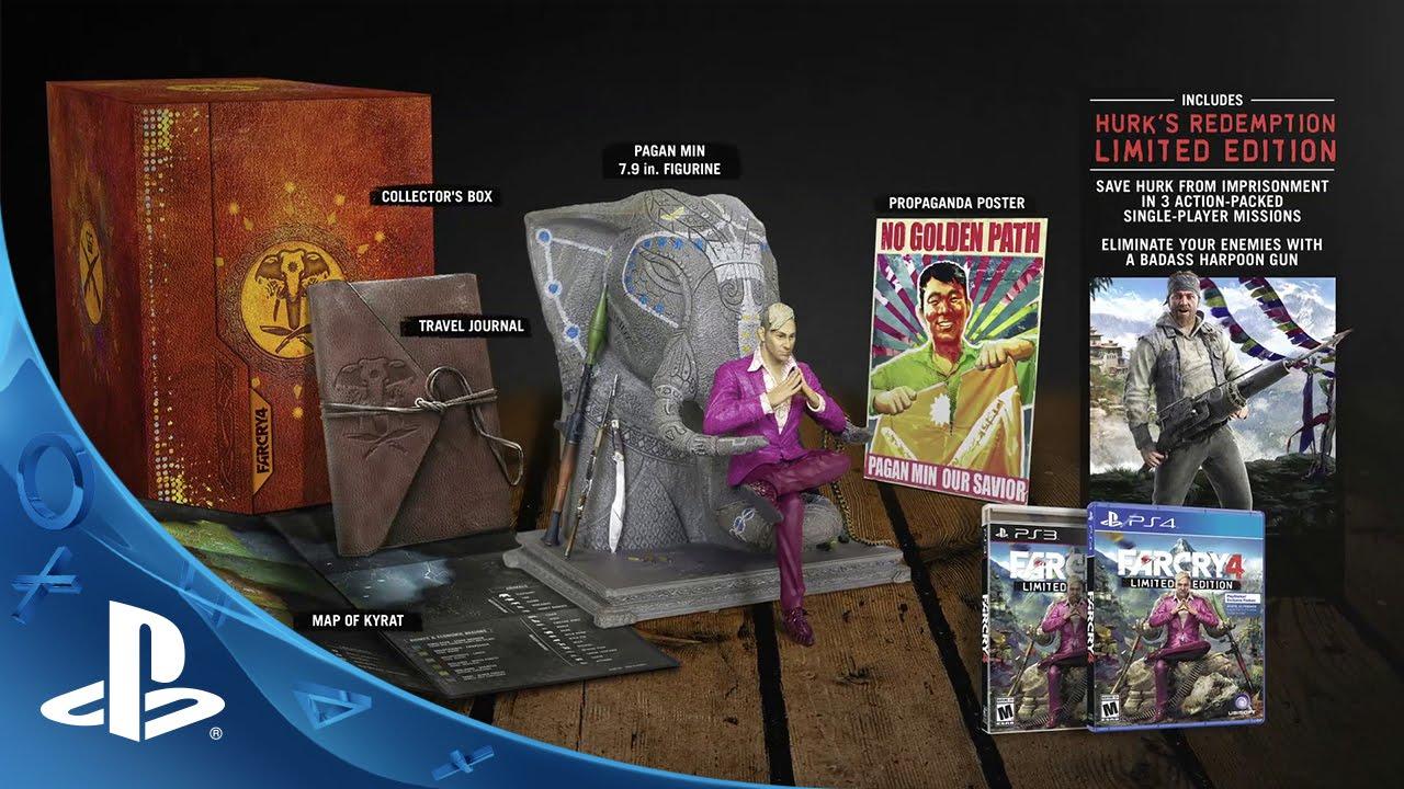 far cry 6 collectors edition price