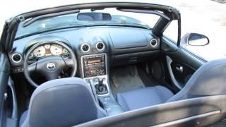 2003 Mazda Miata MX-5 Shinsen Version