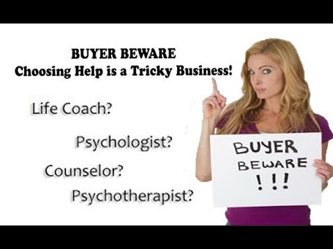 Coaches & Psychotherapists Aren't the Same. Being An Abuse Survivor Isn't Enough. Kristin Walker