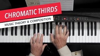 Video Exploring Chromatic Thirds | Music Theory | Composition | Berklee Online download MP3, 3GP, MP4, WEBM, AVI, FLV November 2018