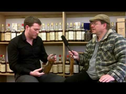 whisky review 307 - vintage whisky advice with Angus