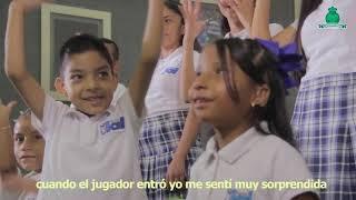 embeded bvideo ¡Bienvenida, Xóchitl Mora! Madrina Club Santos Apertura 2019