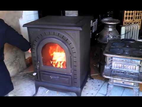 Estufas calentadores y chimeneas a le a youtube - Como disenar una chimenea de lena ...