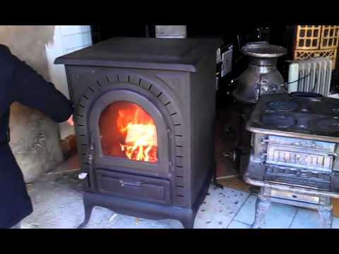 Estufas calentadores y chimeneas a le a youtube - Fabricantes de chimeneas de lena ...