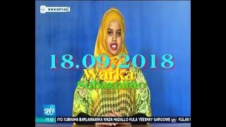 Warka Subaxnimo SNTV 18.09.2018