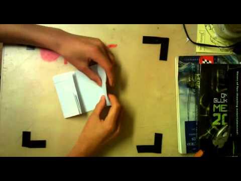 C mo hacer una taza de papel papiroflexia n 7 youtube - Como hacer una mampara de ducha ...