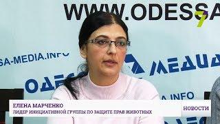 В Одессе пройдет марш против использования в одежде натурального меха