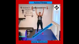 Metabolic Conditioning 3 HD