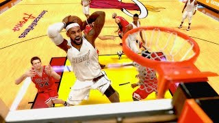 NBA 2K14 PS4 MyGM Mode: Chicago Bulls [Ep. 2] - Season Opening Rivalry