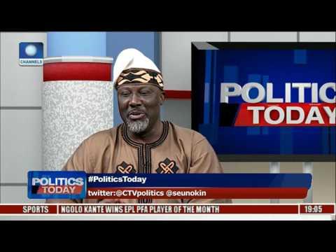 Politics Today: Dino Melya Insists Senate Has Right To Suspend Any Erring Senator