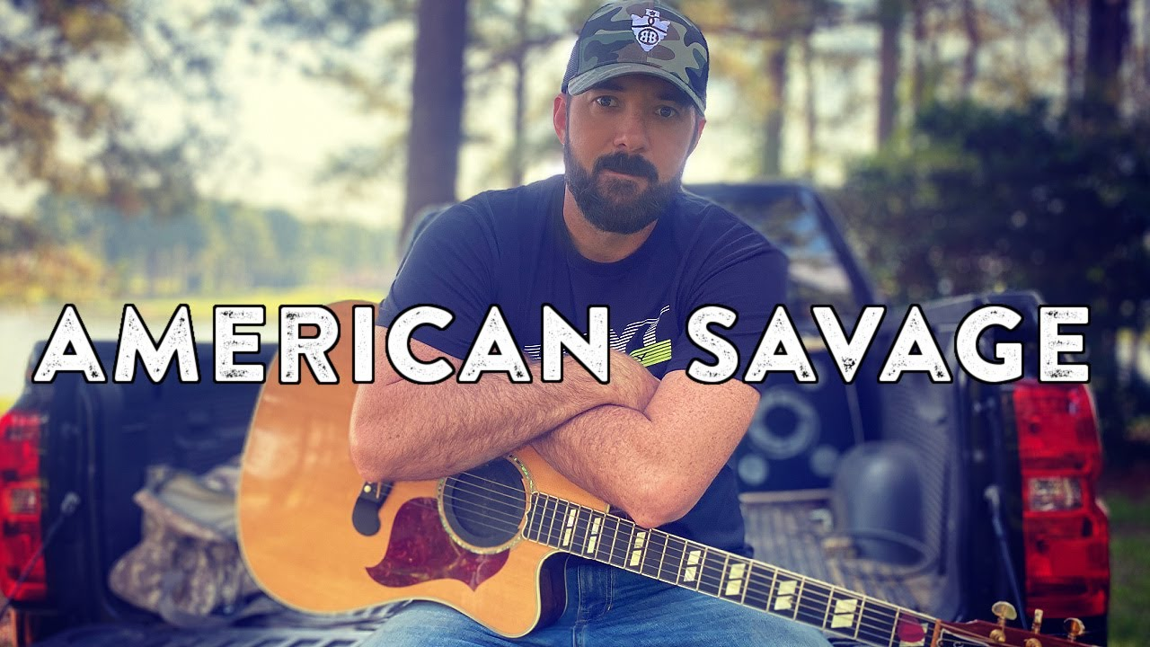 "New Song! ""AMERICAN SAVAGE"" 