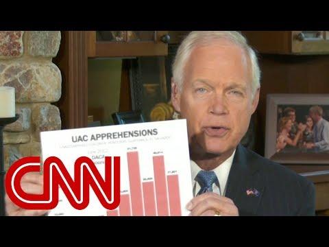 Sen. Ron Johnson blames DACA, Obama for border crisis