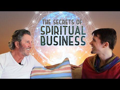 The Secrets Of Spiritual Business (MUST SEE FOR SPIRITUAL ENTREPRENEURS)