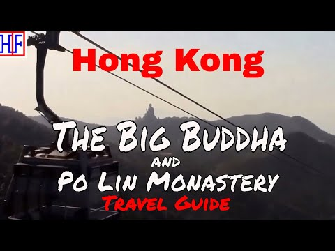 Hong Kong | The Big Buddha and Po Lin Monastery | Tourist Attraction | Episode# 12