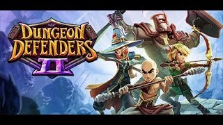 Dungeon Defenders II   Isle of Dread Release Trailer(1080p 60fps)