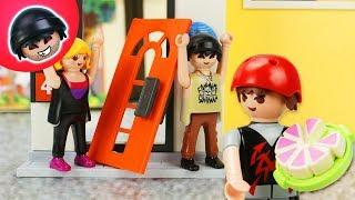 Einbruch bei Familie Knack - Playmobil Polizei Film - KARLCHEN KNACK #181